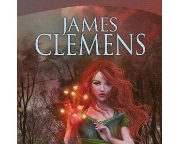 Les Bannis et les Proscrits, Tome 1 : Le Feu de la Sor'cière de James CLEMENS