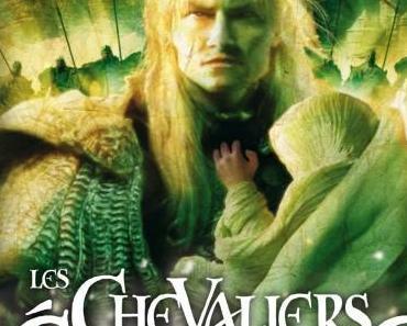 Les Chevaliers d'Emeraude, Tome 1 : Le Feu dans le ciel de Anne ROBILLARD
