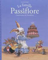 La famille Passiflore revient en BD !