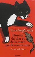 Histoire du chat et de la souris qui devinrent amis - Luis Sepulveda