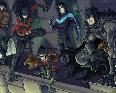 Liste et présentation des Robin de Batman