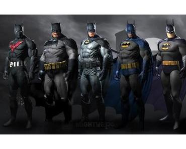 Les 10 meilleurs costumes de Batman