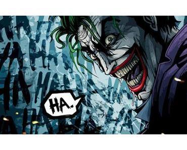 Guide de lecture de comics : le Joker !