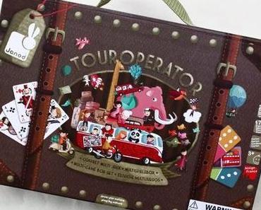 Notre valise Touroperator, une invitation aux voyages...