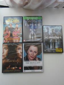 Films achetés