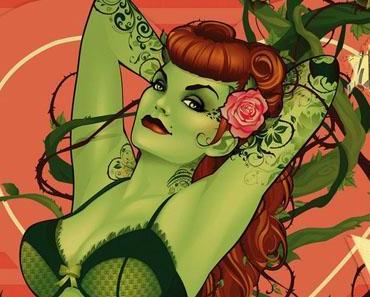 Les plus beaux dessins de Poison Ivy