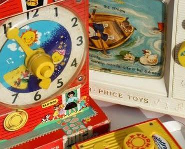 ♥ Des merveilles de jouets vintage ♥