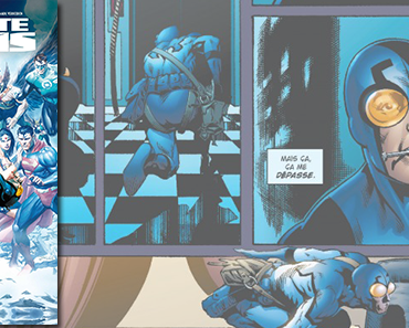 [COMICS] Infinite Crisis Tome 1 - Le Projet O.M.A.C.