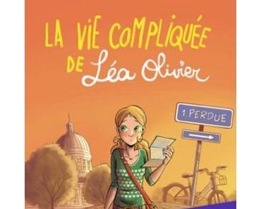 [KENNES EDITION] – La vie compliquée de Léa Olivier en BD !