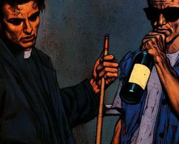 Critique de comics : Preacher tome 1
