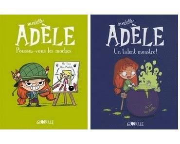 Mortelle Adèle, Tomes 5 à 7 - Tan / Miss Prickly