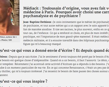 Jean-Baptiste Dethieux sur Médiacit Info