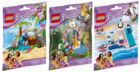 Lego friends animaux s rie 4 ca casse les briques 6 - Jeux lego friends gratuit ...