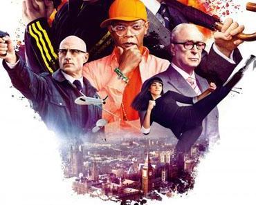 Kingsman : le film et le comics, critique croisée