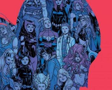 Les meilleures couvertures de comics : mars 2015