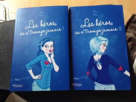Confessions of a bookaholic #12 – Le plein de colis !