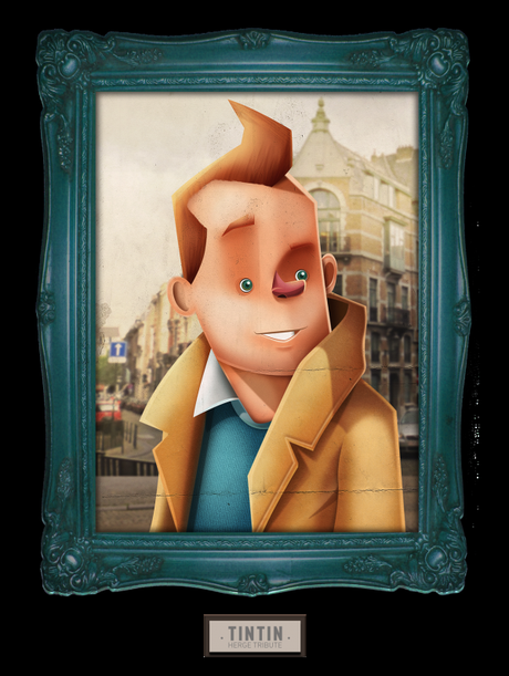 The Tintin Project by Edgar Rozo