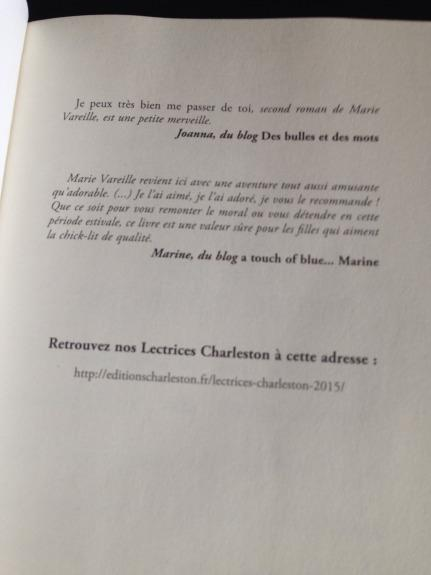 Confessions of a bookaholic #14 – Voilà, j'ai craqué…