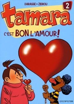 La saga Tamara, Tome 1 à 3