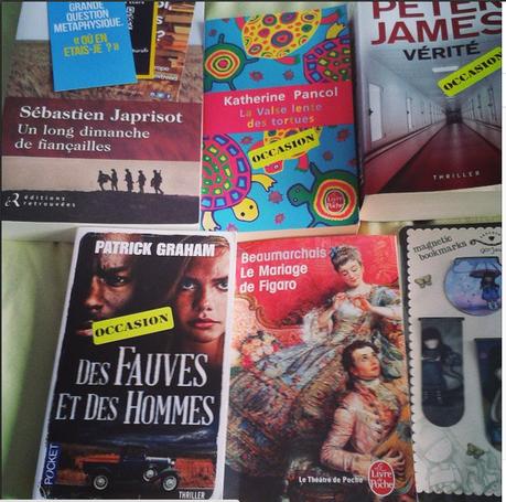 Book Haul - Avril 2015