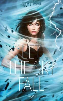 Couverture de Let The Sky Fall, tome 1 : Let The Sky Fall