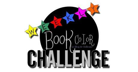 Weekly Book Color Challenge #1