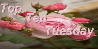 Top Ten Tuesday #1