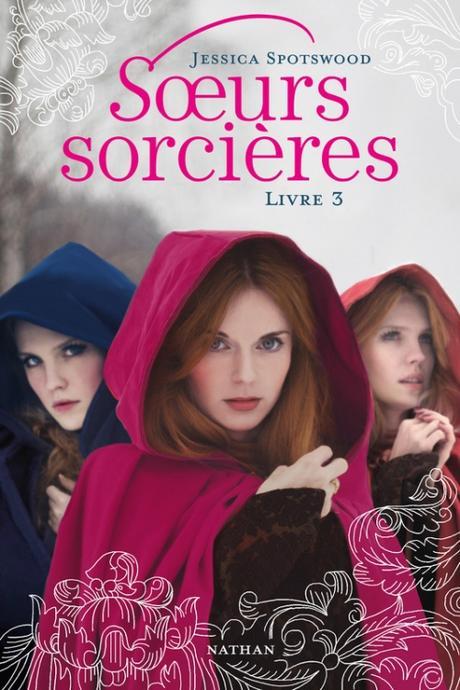 Couverture Sœurs sorcières, tome 3
