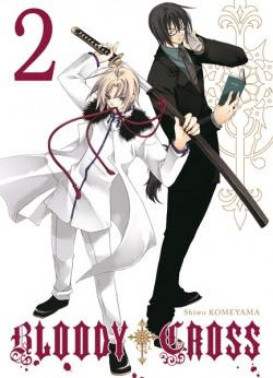 Bloody Cross, tome 2 de Shiwo Komeyama