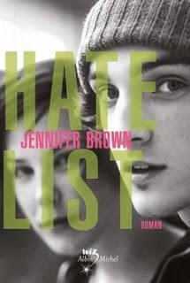 Hate List - Jennifer Brown