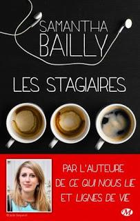 Les Stagiaires - Samantha Bailly