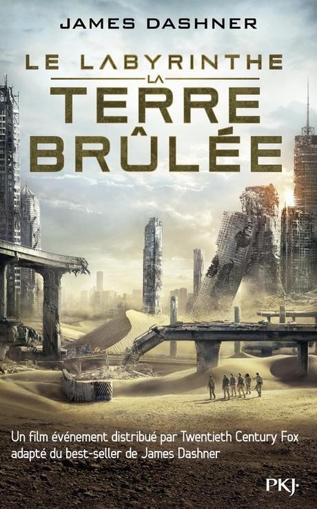 L'Epreuve (2) : La Terre Brûlée - James Dashner