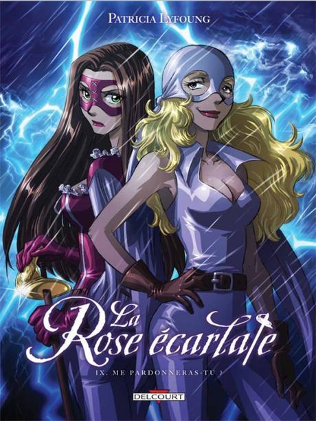 Couverture La rose écarlate, tome 09 : Me pardonneras-tu ?