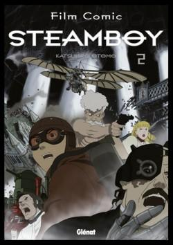 Couverture de Steamboy, tome 2