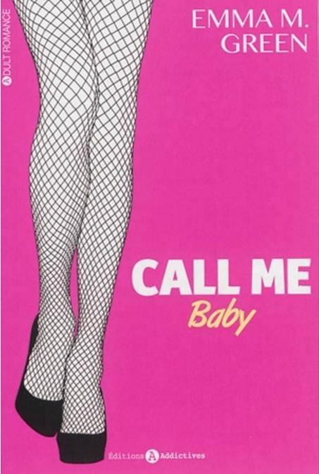 Couverture Call me Baby, intégrale, tome 1
