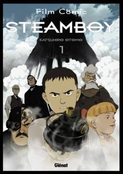 Couverture de Steamboy, tome 1