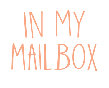 In my Mail Box |3|