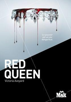 Couverture Red Queen, tome 1