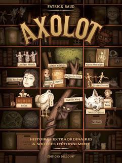Axolot - Patrick Baud