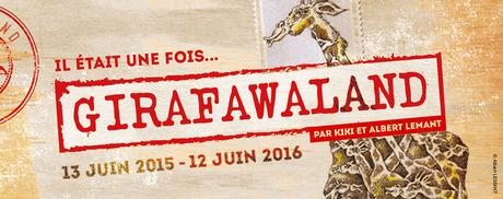 Lettres des Isles Girafines - Exposition