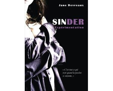 Sinder, Tome 1 Expérimentation - Jane Devreaux #50