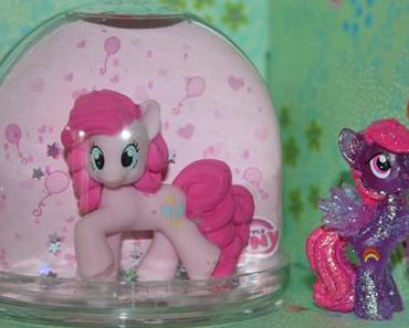 ★ Sa boule à neige Pinkie Pie ★