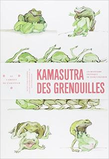 Kamasutra des grenouilles : Un bestiaire érotique de Tomi Ungerer