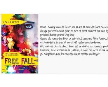 Free Fall | Leah Raeder