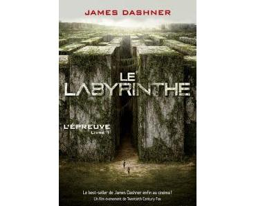 L'épreuve, tome 1 : Le labyrinthe James DASHNER