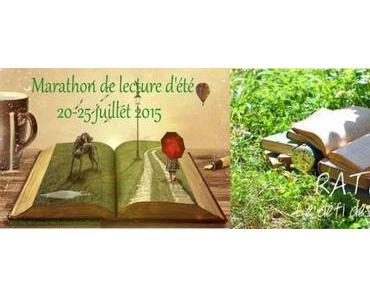 Marathon d'été à thème + défi des 3000 pages