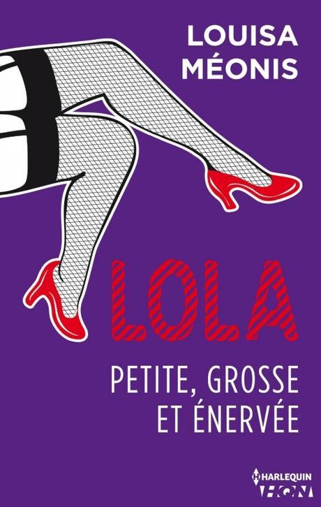 Couverture Lola, tome 3 : Lola, petite, grosse et énervée