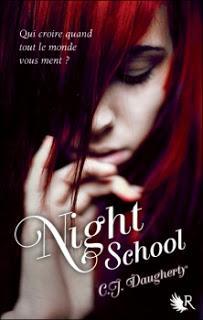 Night School, tome 1 de C.J. Daugherty