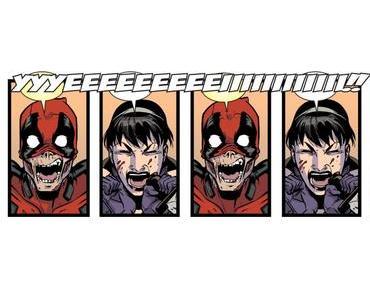 Hawkeye vs Deadpool : Balles Masquées
