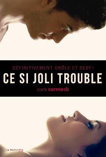 Ce si joli trouble, Cora Carmack